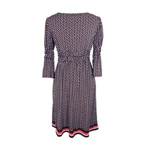 Max Studio polka dot dress $28